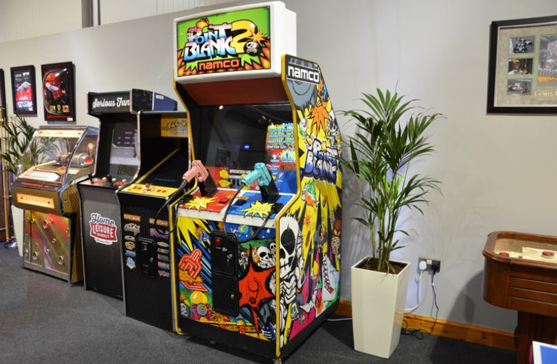 How to Select an Arcade Gaming Machine to Suit Your Need?