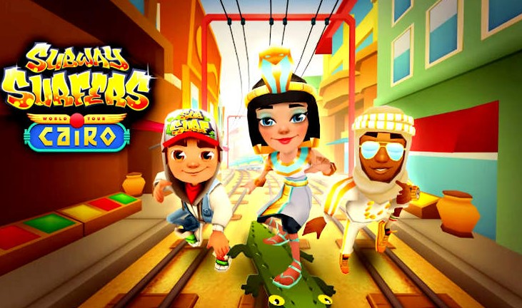 Subway Surfers Cairo