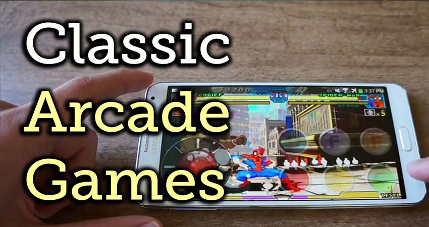 Arcade Games for Android that are Fun to Play